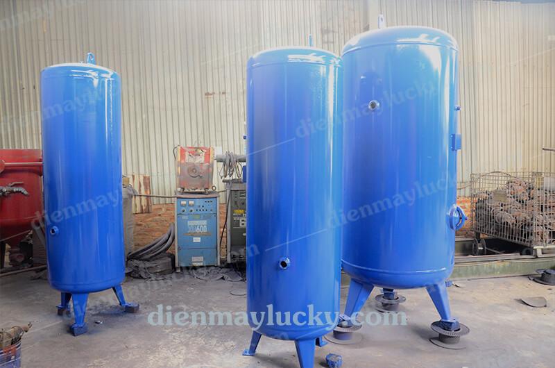 Bình chứa khí nén mini (100L- 500L)