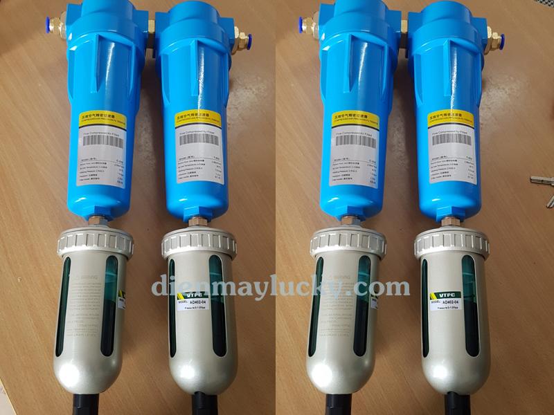 Bộ lọc khí nén công nghiệp UY TÍN và CHẤT LƯỢNG