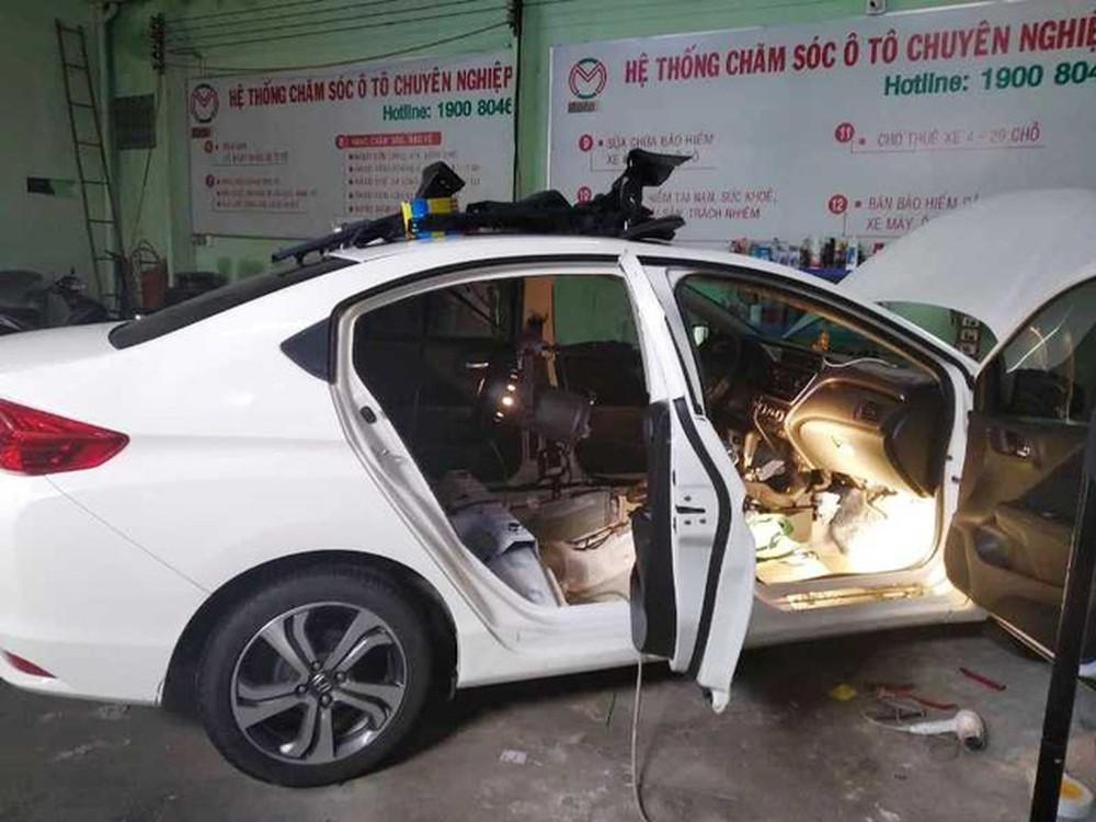 sửa chữa ô tô cơ bản