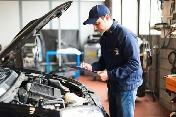 chi phí mở gara sửa xe ô tô