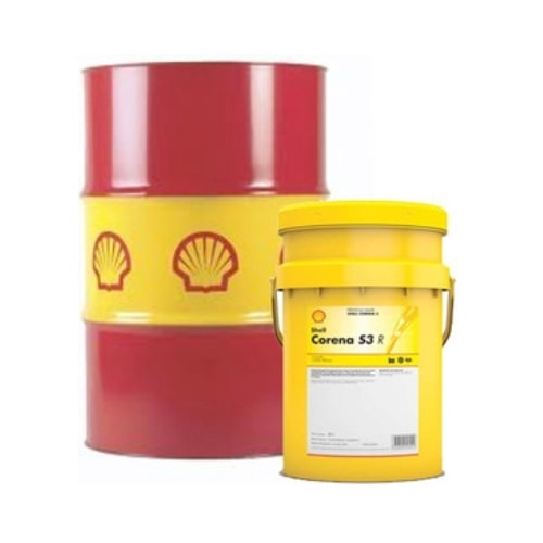 dầu máy nén khí trục vít Shell